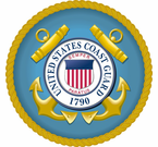 Coast Guard Window Decals