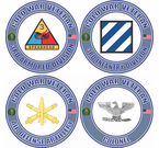 Cold War Veteran Decals Stickers