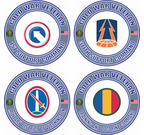 Cold War Veteran US Army Command Decals Stickers