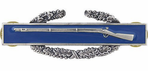 Combat Infantry Badge 1st Award Badge