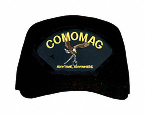 'COMOMAG' Anytime ... Anywhere Ball Cap
