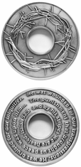 Crown of Thorns Challenge Coin