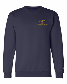 United States Navy Custom Embroidered Sweatshirts