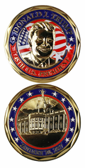 Donald J. Trump Challenge Coin