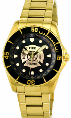 Fire Fighter Emblematic Watch