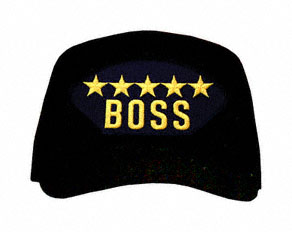 Five Star Boss Ball Cap