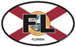 Florida Decals Stickers