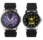 Frontier Leather Nylon Watches