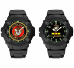 Frontier Rubber Strap Watch