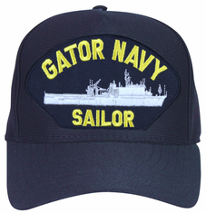 ' Gator Navy Sailor ' with LST Ball Cap