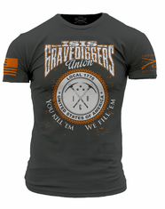 ISIS Gravediggers Grunt Style T-Shirt