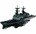Kidd Class Destroyer Merchandise