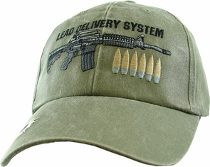 Lead Delivery System Ball Cap