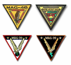 Marine Air Group ( MAG ) Patches
