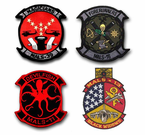 Marine Aviation Logistics Squadron Patches ( MALS )