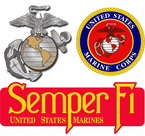 Marine Corps Decals and Bumper Stickers