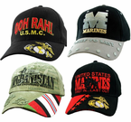 Marine Corps Direct Embroidered Caps