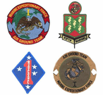 Marine Corps Expeditionary Force Patches