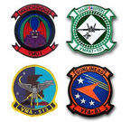 Marine Corps Squadrons Patches