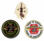 Marine Corps Support Groups Patches