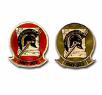 Marine Helicopter Training Squadron Patches ( HMT )