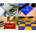 Military Automobile Mats and Other FanMats Accessories