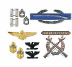 Military Badges Rank Insignia