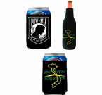 Military Can & Bottle Koozies