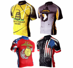 Military Cycling Jerseys