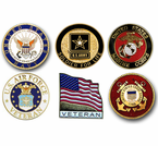 Military Lapel Pins