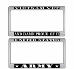 Motorcycle License Plate Frames