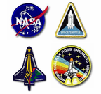 Nasa Patches and Insignias
