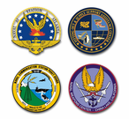 Naval Base Vinyl Transfer Decals