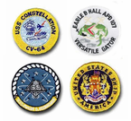 Navy Aircraft Carrier Patches