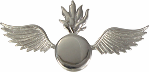 Navy Aviation Ordnanceman ( AO ) Ball Cap Pin