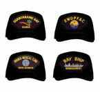 Navy Base And Squadron Caps