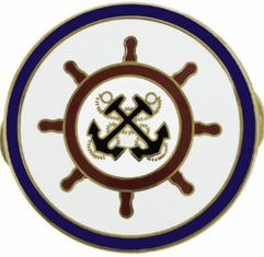 Navy Craftmaster Badge
