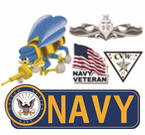 Navy Decals and Bumper Stickers