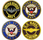 Navy Logos and Seals