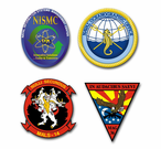 Navy Organizations Vinyl Transfer Decals