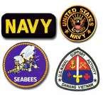 Navy Patches and Insignias