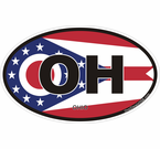 Ohio State Decals Stickers
