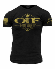 OIF Fraternity Grunt Style T-Shirt