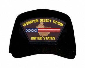 'Operation Desert Storm - United States Ball Cap