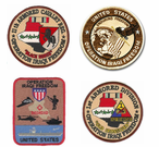 Operation Iraqi Freedom Patches