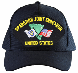 Operation Joint Endeavor - United States Ball Cap