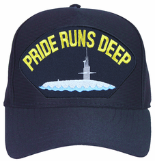 'Pride Runs Deep' ( with Submarine ) Ball Cap
