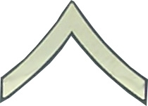 Private E2 Lapel Pin