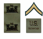 RANK INSIGNIAS AND DEVICES