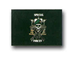 SPECIAL FORCES 3' x 5' MILITARY FLAG